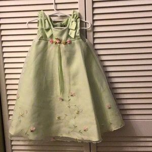 Toddler girls formal dress